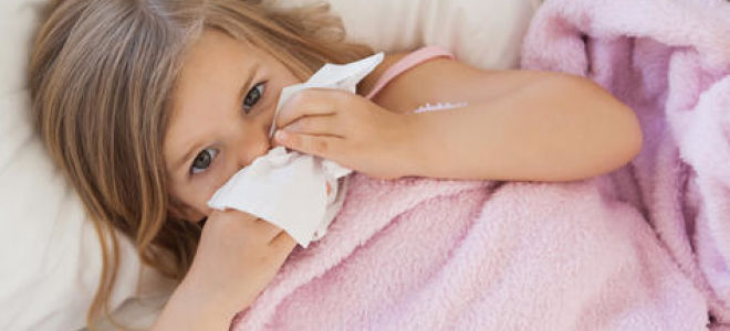 Симптомы и лечение гайморита у детей 4