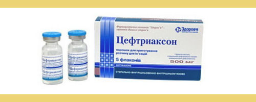 Цефтриаксон при лечении гайморита — Применение, дозировка и противопоказания