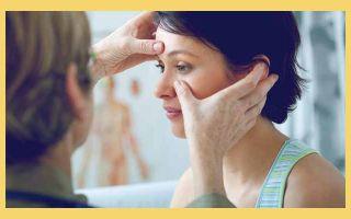 Что такое Синусит — причины и методы лечения