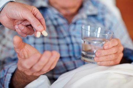 Прием антибиотиков при гайморите